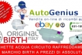 DA AUTOGENIUS VASCHETTE ACQUA CIRCUITO RAFFREDDAMENTO A MARCHIO BIRTH PER LA TUA AUTO!