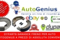 GANASCE FRENO A MARCHIO DYPARTS DISPONIBILI DA AUTOGENIUS A PREZZI CONVENIENTI!