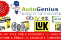 FRIZIONI E KI FRIZIONI LUK DISPONIBILI DA AUTOGENIUS A PREZZI INCREDIBILI!