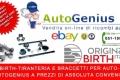DA AUTOGENIUS TIRANTERIA A MARCHIO BIRTH PER LA TUA AUTO!