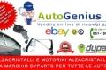DA AUTOGENIUS ALZACRISTALLI A MARCHIO DYPARTS PER LA TUA AUTO !