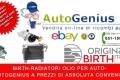 DA AUTOGENIUS RADIATORI OLIO PER AUTO A MARCHIO BIRTH!