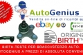 DA AUTOGENIUS TESTE BRACCI / STERZO  PER AUTO A MARCHIO BIRTH!
