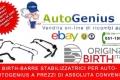 DA AUTOGENIUS BARRE STABILIZZATRICI PER AUTO A MARCHIO BIRTH!
