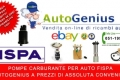 DA AUTOGENIUS POMPE CARBURANTE PER AUTO A MARCHIO FISPA A PREZZI CONVENIENTI!