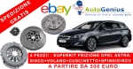 Superkit Frizione Opel Astra